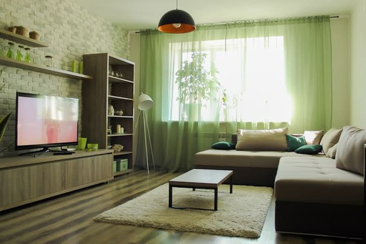 Hi !!! Welcome to my apartment ))) - Sumy - Daire