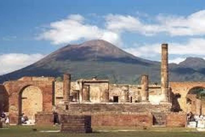 App.Napoli Ercolano Pompei (2 Bd)