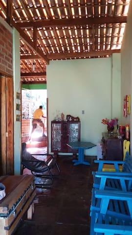IGATU VILA - CHAPADA DIAMANTINA - Igatu - Huis