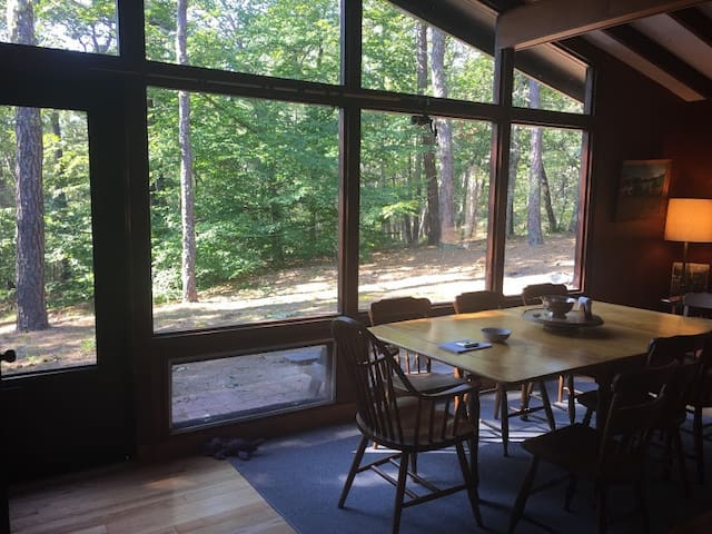 Private Wellfleet Cabin - Wellfleet - Talo