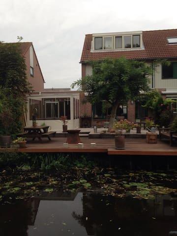 Huis op 15km van A'dam en strand - Westknollendam - Huis