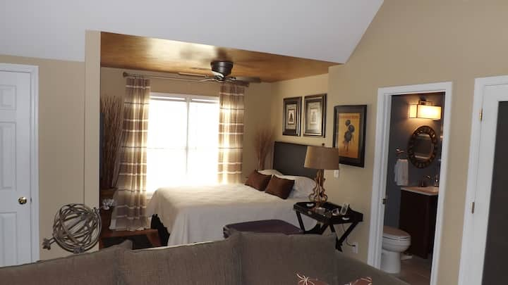 Private Bonus Room - Great for Travel Nurses