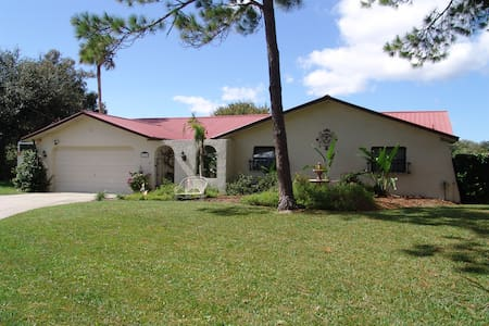 Exceptional 3/2 Waterfront Home - Crystal River - Casa