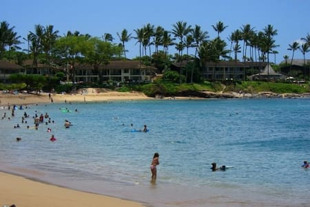 NAPILI SHORES OCEANFRONT RESORT WOW - Lahaina - Appartement