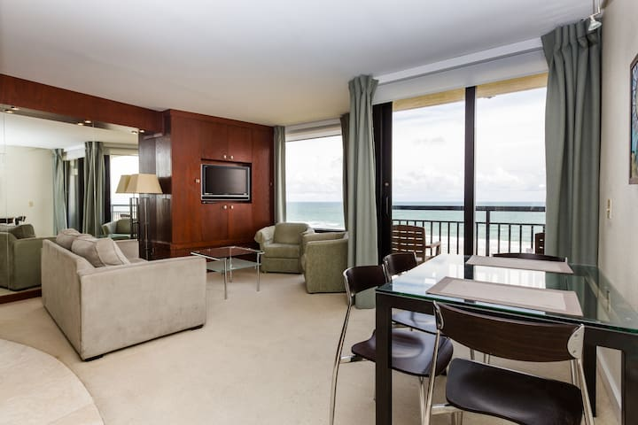 Elegant, Romantic, Oceanfront, 8th - Wrightsville Beach - Apartament