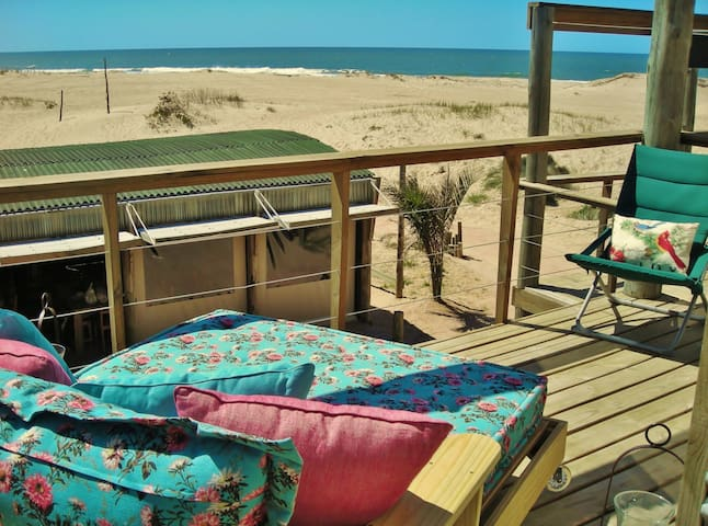 #3 La Amistad Cottages, Uruguay - Punta del Diablo - Huis