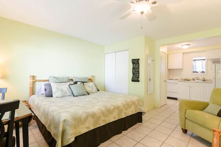 Tropical Coquina Cove Studio  #1 - Apartamento