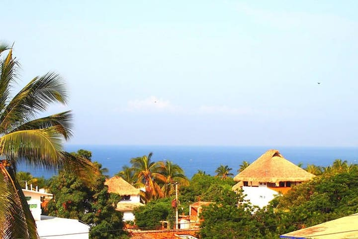 Love Puerto - Casa Aldo - Puerto Escondido - Maison