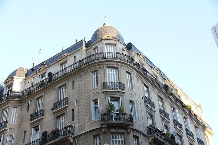 Estilo ModernParis Monserrat/SanTel - Buenos Aires - Bed & Breakfast
