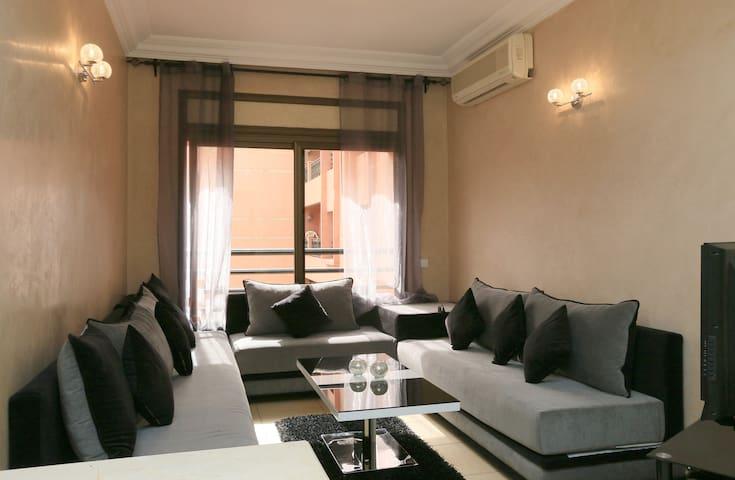 Modern Apartment - Gueliz Marrakech