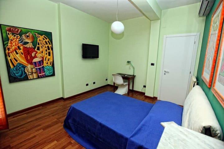 Stanza singola - Santa Maria Capua Vetere - ที่พักพร้อมอาหารเช้า