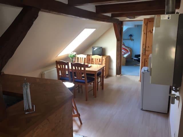 Schöne Ferienwohnung in Sternberg