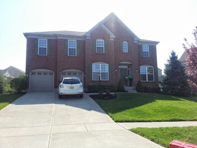Beautiful suburban home in Ohio - West Chester Township - Casa