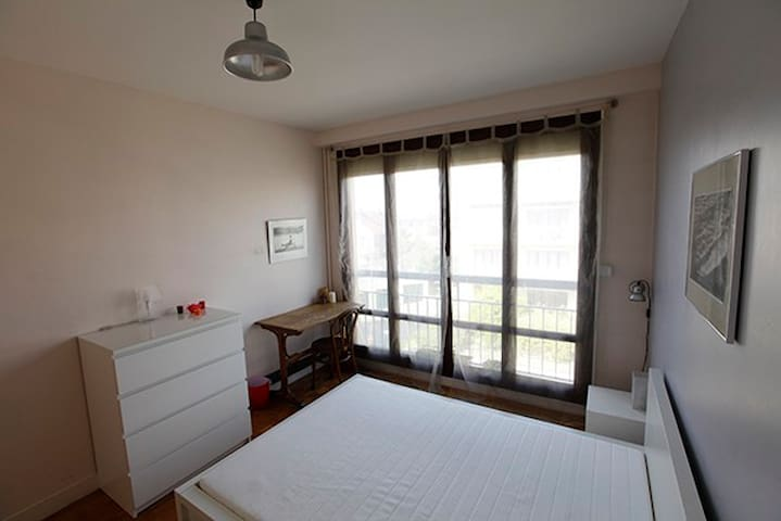 Vue plein sud (proche ESSEC) - Conflans-Sainte-Honorine - Apartment