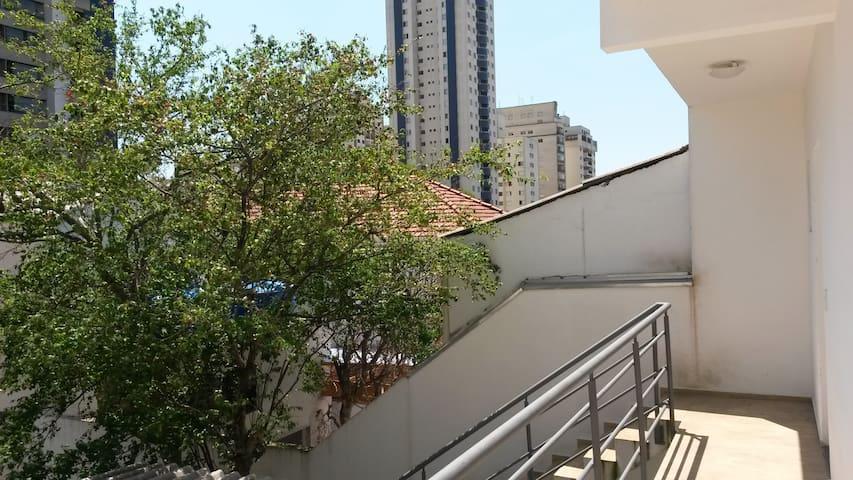 Guests suite in São Paulo