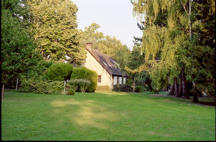 Grande maison familiale (12 pers.) - Bennecourt - บ้าน