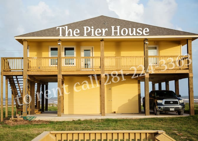 The Pier House in Sargent, TX (close to Houston)