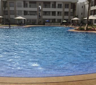 Bahia golf Beach Bouznika - Bouznika - Apartemen