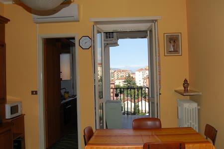 Appartamento panoramico classico - Collegno