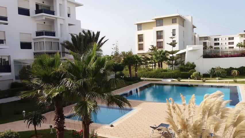Résidence Mogador Beach - Essaouira - Apartment