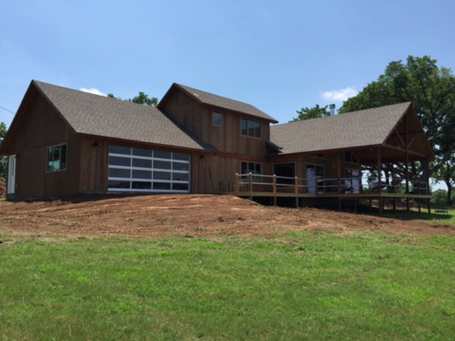 Lake house grove ok grand lake houses for rent in for The grove house