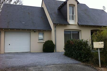 Chambre chez l'habitant - Azay-le-Rideau - Bed & Breakfast