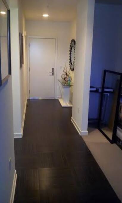 Lavish Living Entrance
