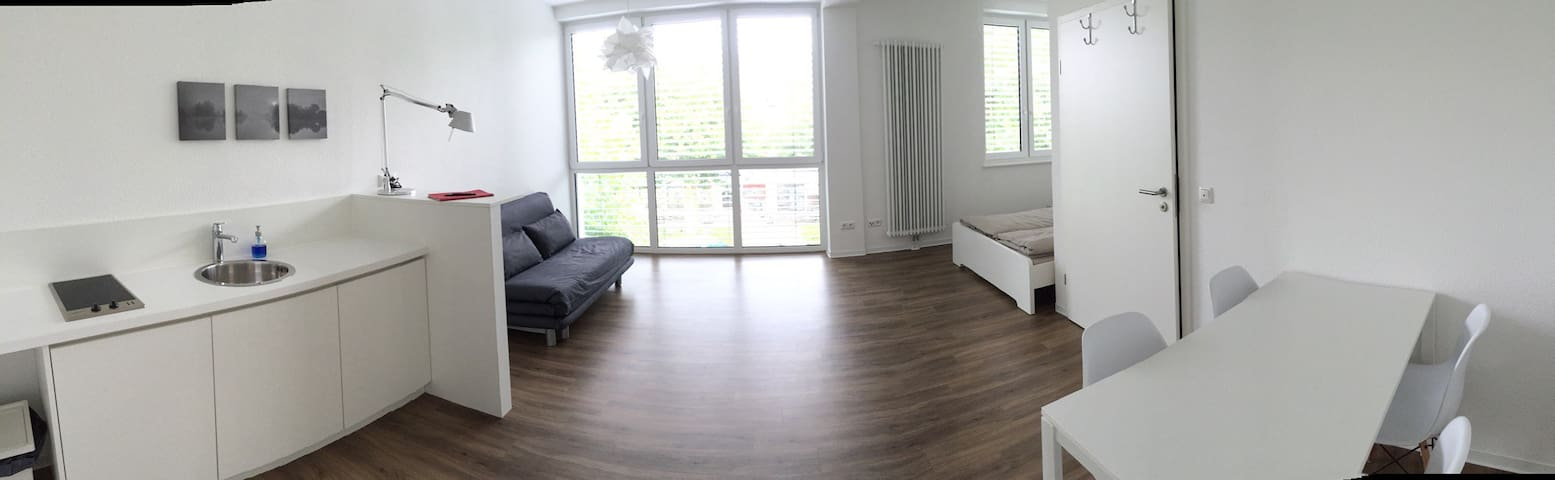 Stylish Studio-Apartment, brand new - Siegen - Appartamento