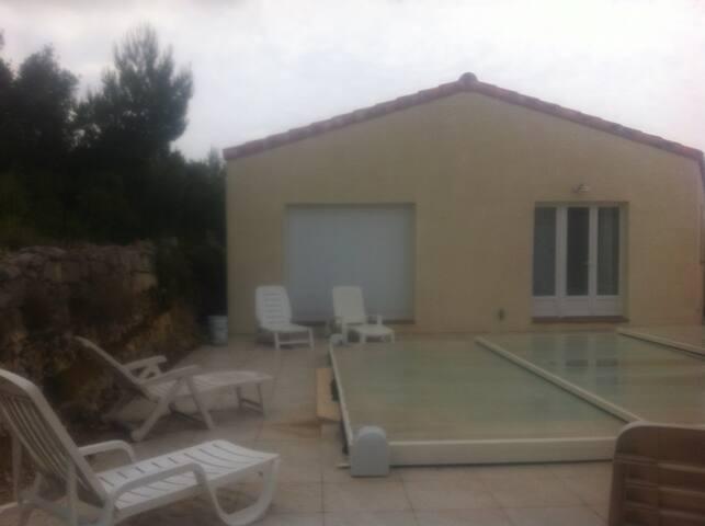 Maison individuelle - Lançon-Provence - บ้าน