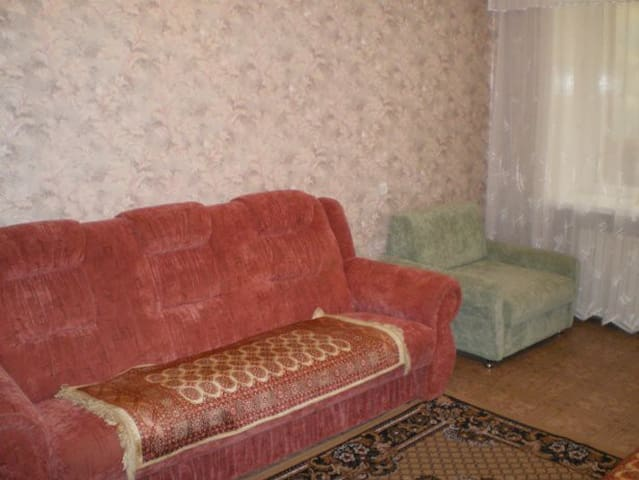 Двухкомнатная комфортная квартира