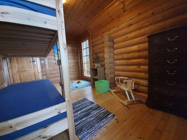 Fourth bedroom - bunkbed