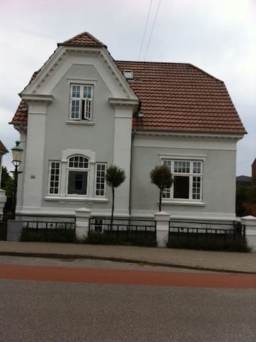 Center of Esbjerg - apartment with own bath/toilet - Esbjerg