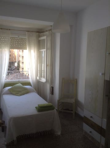 Habitacion privada,prívate room. - Algeciras - Appartement