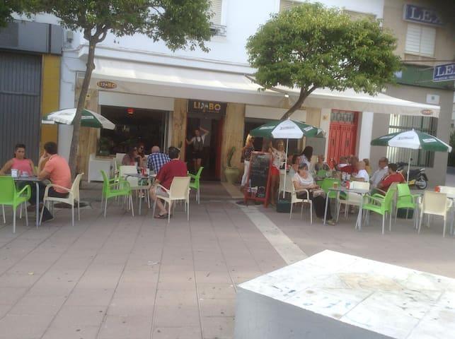 Habitacion privada,prívate room. - Algeciras - Apartment