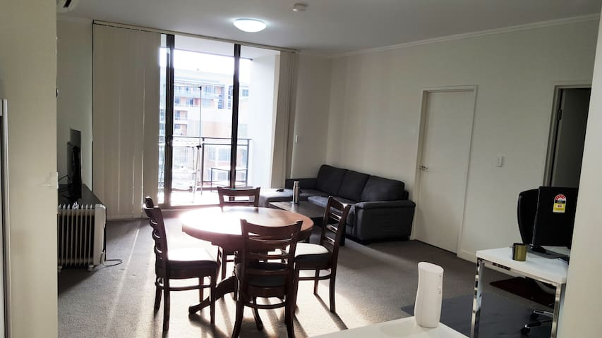 Private room in modern apartment - Waitara - Byt