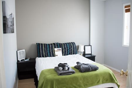 Dbl Private Room-5 Min From Airport