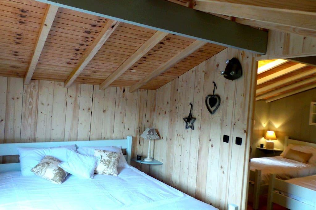 Chambre Luxe Normandie : Cabanes flottantes luxe et confort chambres d hôtes à