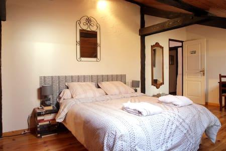 chambre d'hôte en pleine nature  - Castagnac