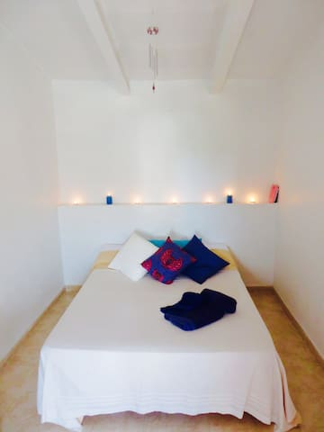 Habitación en la Mallorca profunda - Biniali - Ház