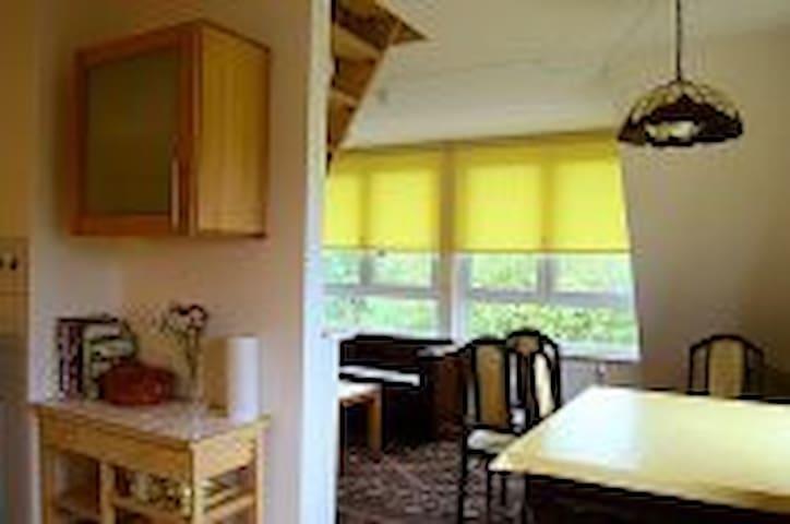 Ferienwohnung in Ostfriesland - Dunum - Apartamento