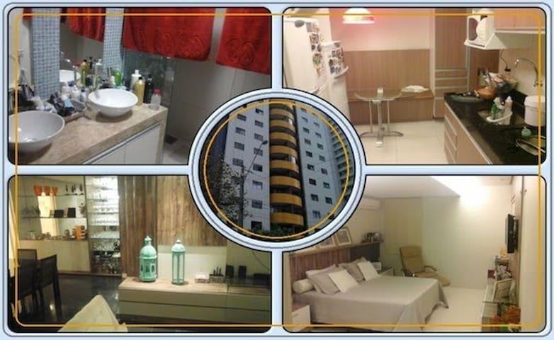 APTO PROX AO IGUATEMI E C.EVENTOS - Fortaleza - Apartment