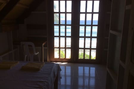 Awesome oceanview fr cozy room Perfect for Surfers - Siargao Island - Loft