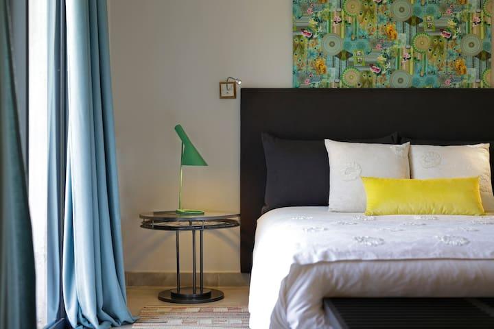 Bedroom 4 decoration details