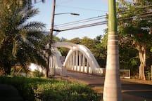 Haleiwa Rainbow Bridge