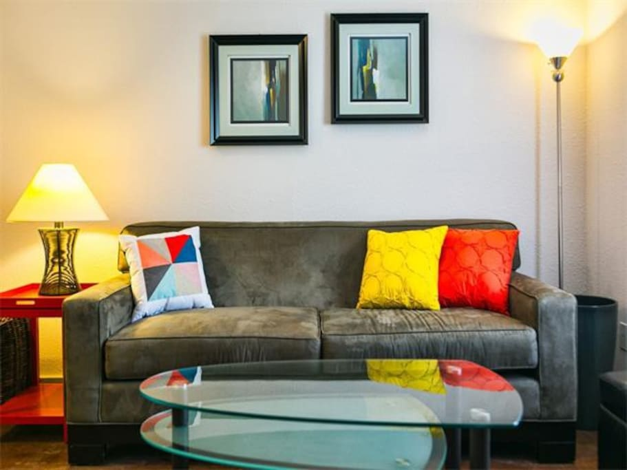 sweet one bedroom travis heights apartments for rent in austin