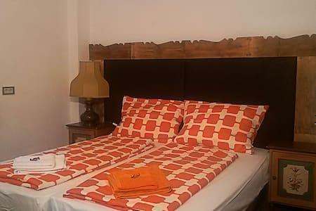 Doppelzimmer mit Privatbad - Sankt Christina