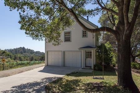Estate Guest House on Vineyard - Aptos