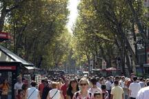 Very near to the famous RAMBLAS