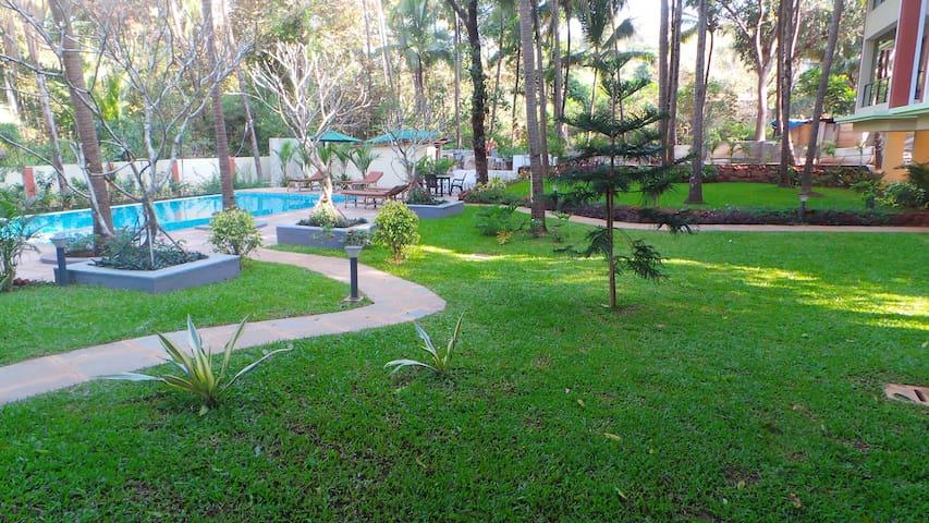 Palolem Garden Estate - Palolem Beach - Appartement