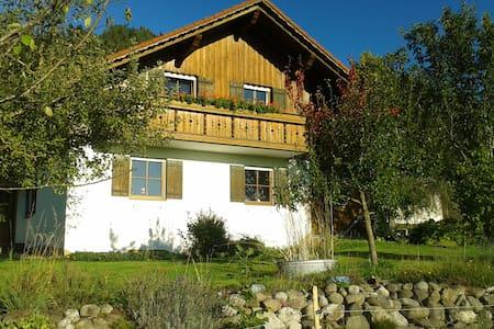 Geschmackvolles Landhaus im Allgäu - Kaltental